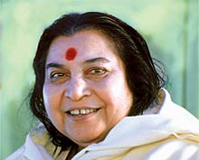 Shri Mataji - The World Savior