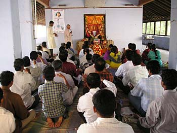 Sahaja Yoga Program in Madhurai, India