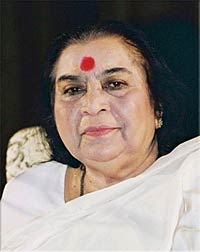 Shri Mataji Nirmala Devi - Times Of India Article